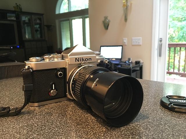 Cameras & Equipment