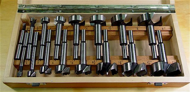 wood drill bit sets