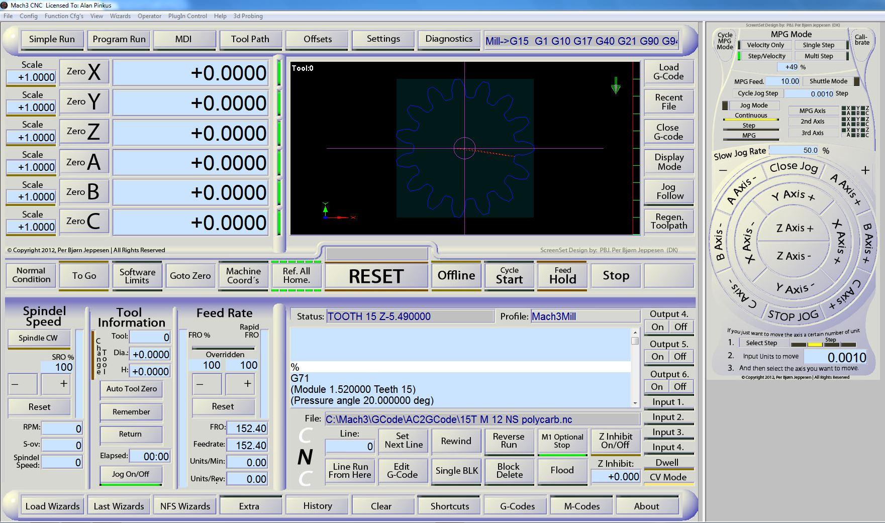 mach3 5 axis screenset