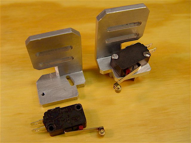 Taig Micro Mill E Stop Amp Limit Home Switches