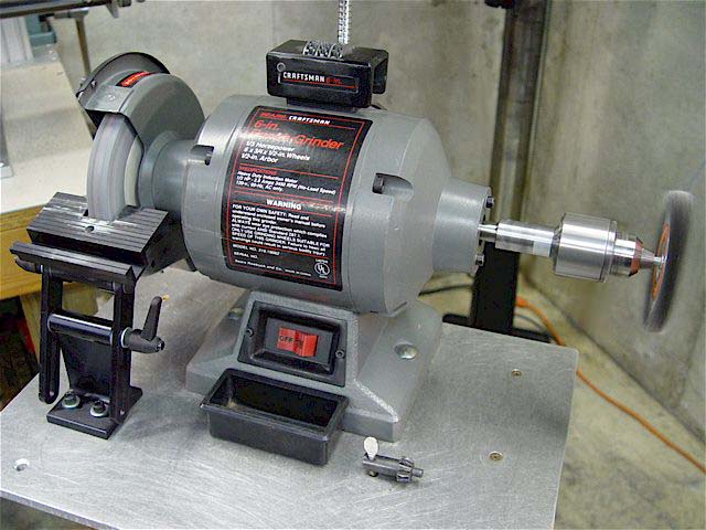 Bench Grinders Amp Polishers