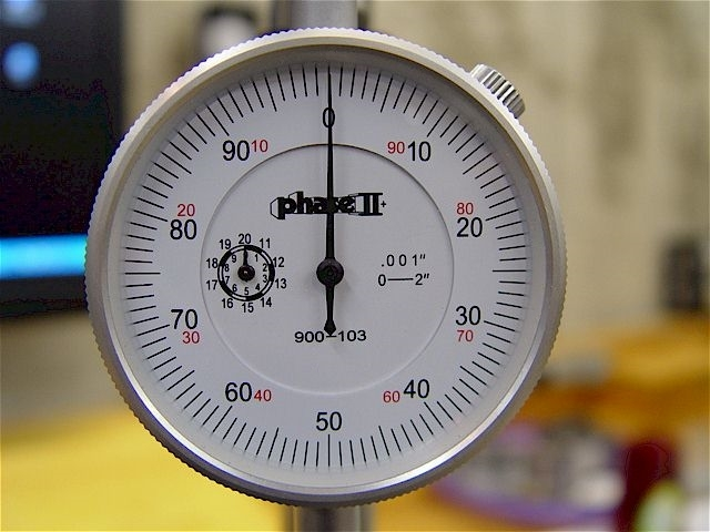 """2/"""" Inch Dial Indicator Plunger Gauge Imperial DTI Machine-DRO Lug-Back Gage"""