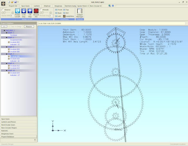 cad/cam application that is integrated with mach3  gm is a  sophisticated 2 5d & 3d (4th-axis) solution that can design & mill many gear  types including: