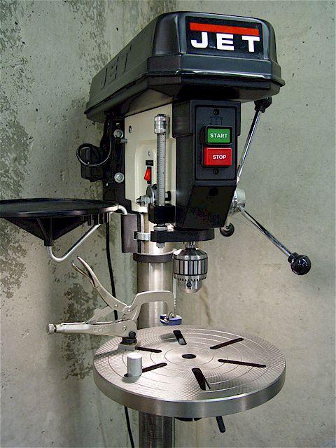 drill presses & chucks