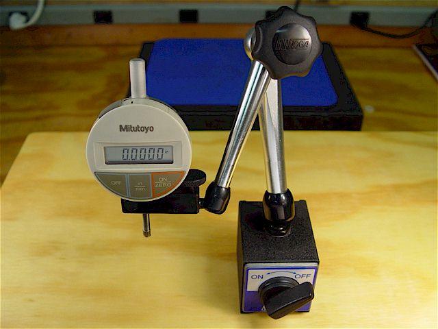 Dial Indicator Remote Display Digital : Precision mensuration
