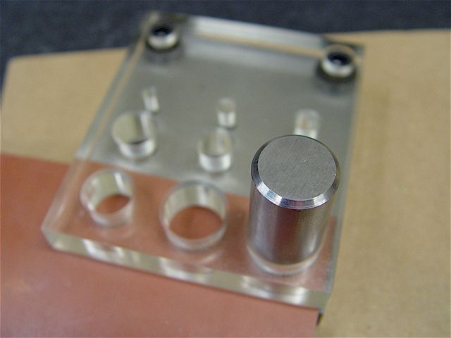 Die Amp Hollow Punches