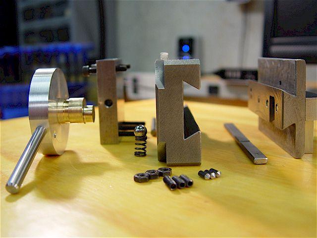 9x20 Lathe Retractable Tool Bit Holder
