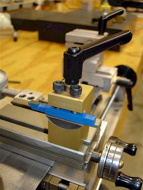 Taig Micro Lathe Tool Posts, Boring Bars & Locking Levers
