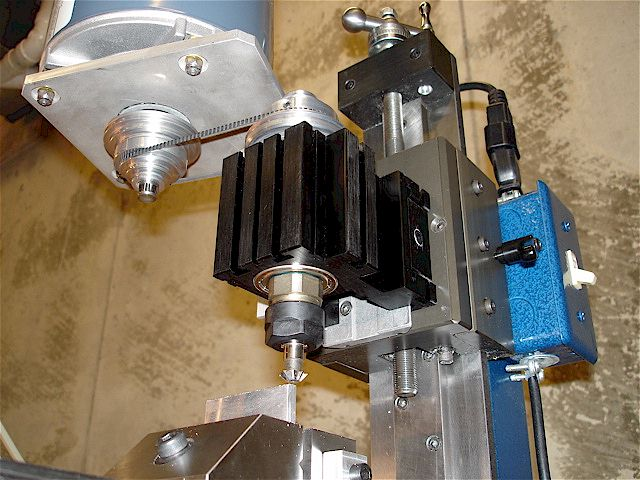 Taig Micro Mill Motor Amp Er 16 Spindle Upgrades