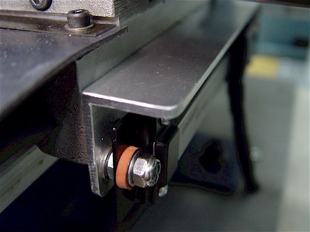 Taig Micro Mill Dro Y Axis Scale